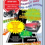 New Event – Pine Grove Family Day and Car Show