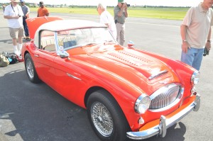 A nice little Austin Healey