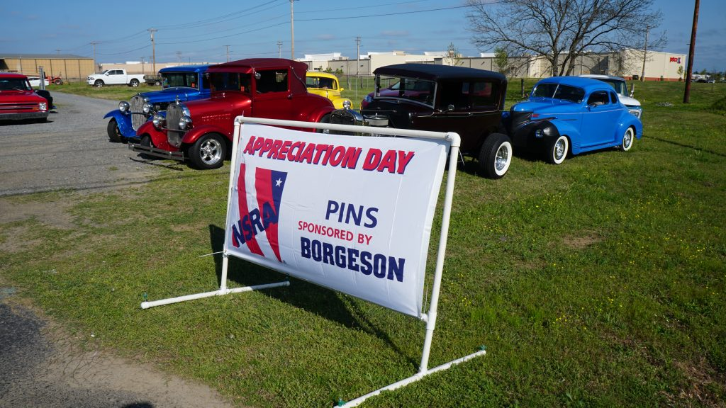 NSRA Appreciation Day – April 1, 2017